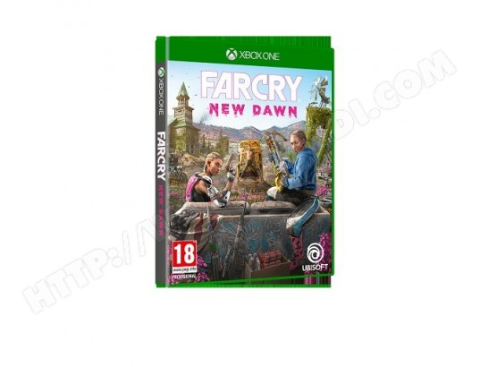 Far Cry New Dawn XBOX ONE UBISOFT MA-52CA463FARC-5WBUF