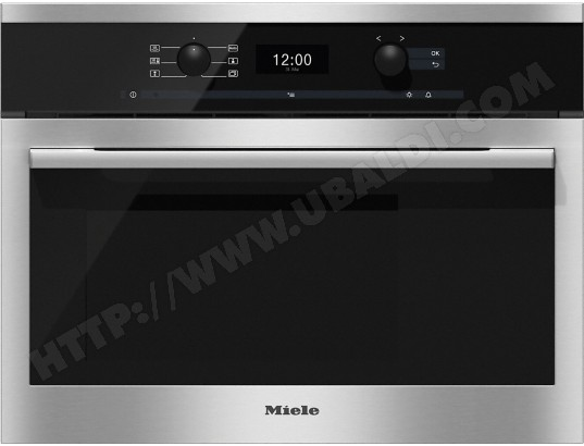 Four encastrable vapeur MIELE DG6300IN