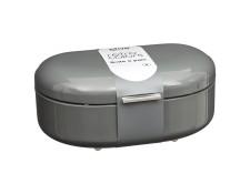 Boite à pains métal gris LES DOUCES NUITS DE MAE MA-45CA211BOIT-4886G 27df4934f464