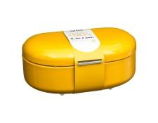 Boite à pains métal jaune LES DOUCES NUITS DE MAE MA-45CA211BOIT-RHEI0 fb00d5af916f