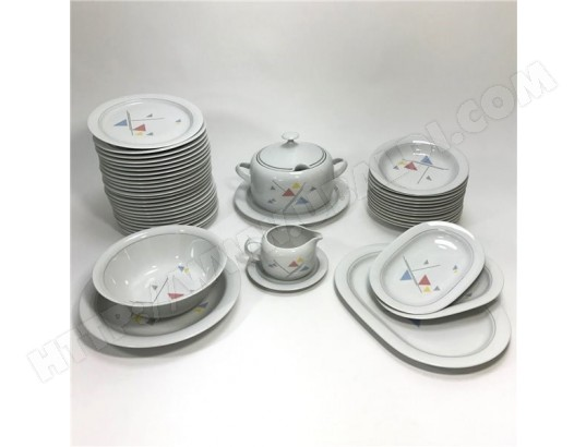 Tbd Ma 15ca512serv Lzb2y Pas Cher Service De Table Vaisselle En