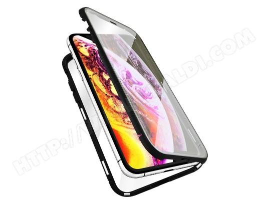 coque integrale iphone xs max magnetique