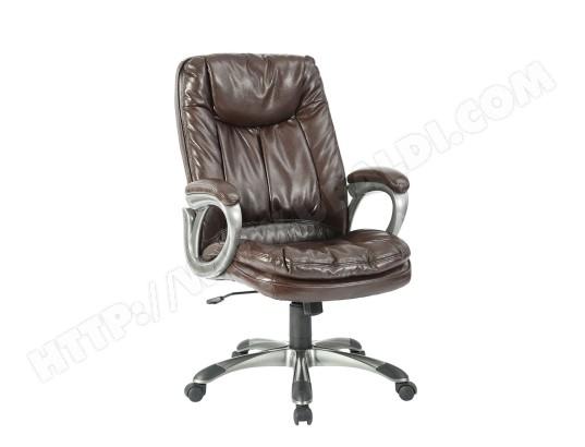 aviel fauteuil de bureau marron altobuy ma 23ca549avie 01g7w pas cher. Black Bedroom Furniture Sets. Home Design Ideas