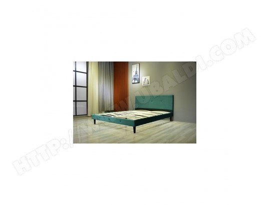 lit victoria capitonn 90x190 vert sofareva ma 80ca230litv g7vs2 pas cher. Black Bedroom Furniture Sets. Home Design Ideas