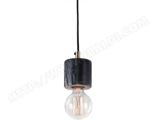 Suspension LF Calpac marbre noir