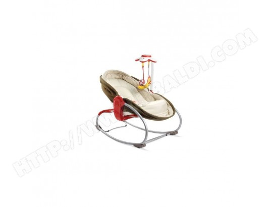 TINY LOVE Transat Rocker-Napper 3 en 1 - Marron TINY LOVE MA-56CA316TINY-PFOQ1