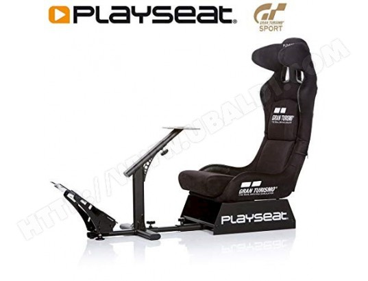 playseats gran turismo si ge support volant playseats. Black Bedroom Furniture Sets. Home Design Ideas