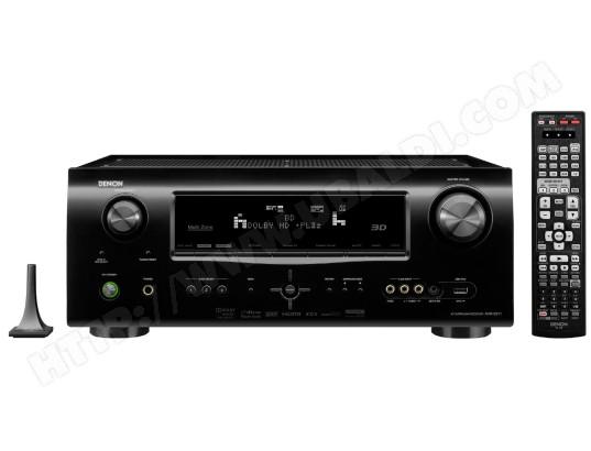 denon avr2311bk ampli tuner audio vid o livraison gratuite. Black Bedroom Furniture Sets. Home Design Ideas