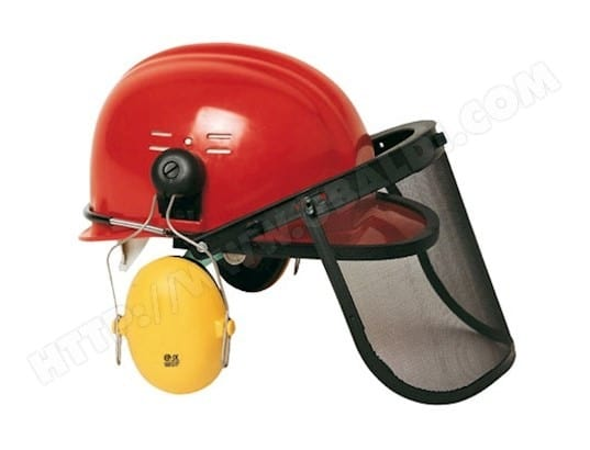 Casque forestier anti-bruit CENTRALE BRICO 38096