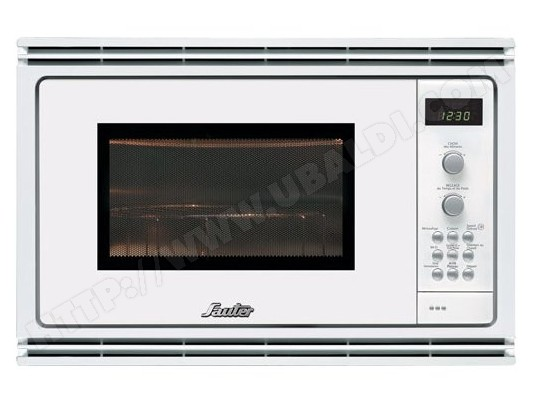 Sauter sme930w pas cher micro ondes grill encastrable - Micro onde grill encastrable ...