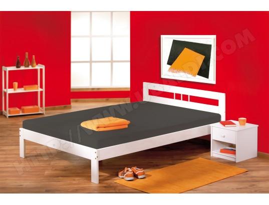 Cadre De Lit INTERLINK Fana X Pas Cher UBALDIcom - Customiser un cadre de lit
