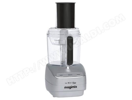 52c2491fff6b7 MAGIMIX Mini Plus Chrome Mat 18221F Pas Cher - Robot culinaire ...