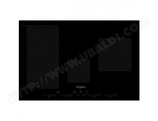 whirlpool smc774fbtixl plaque induction pas cher. Black Bedroom Furniture Sets. Home Design Ideas