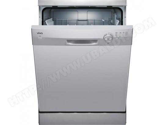 viva vvd25a20eu lave vaisselle posable 60 cm viva vvd25a20eu viva livraison gratuite. Black Bedroom Furniture Sets. Home Design Ideas