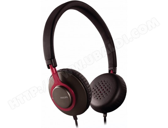 Casque audio arceau PHILIPS SHL5500 noir
