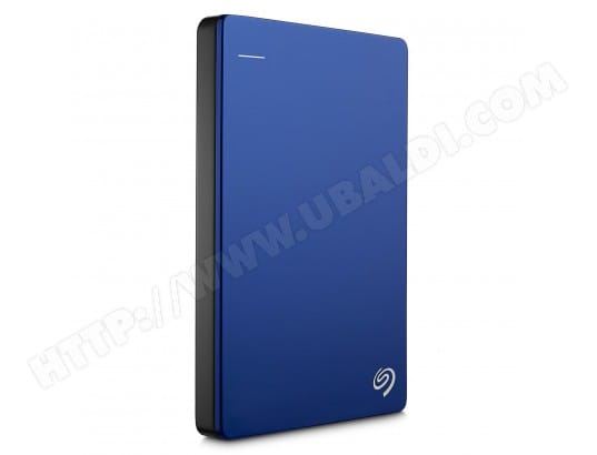 Disque dur externe SEAGATE Backup Plus Portable Drive 1To USB 3.0 bleu