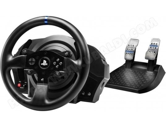 Kit Volant + Pédalier Thrustmaster T300 RS - PC/PS3/PS4 THRUSTMASTER 107943