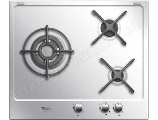test plaque gaz whirlpool akt653ix critiques et notes. Black Bedroom Furniture Sets. Home Design Ideas