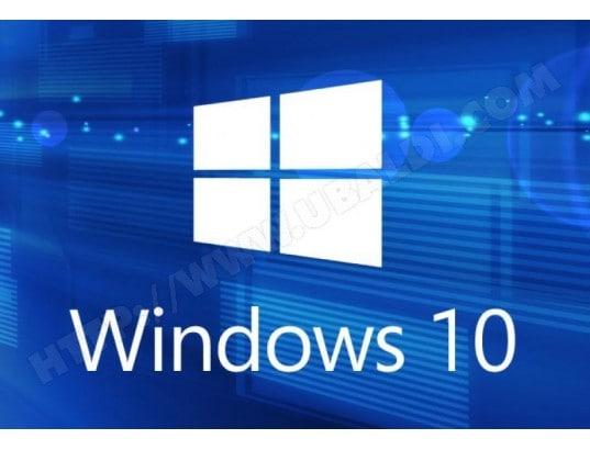 microsoft windows 10 pro 32bits oem microsoft 87400 pas cher. Black Bedroom Furniture Sets. Home Design Ideas