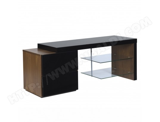 meuble tv ateca quartz at359bp359 discount. Black Bedroom Furniture Sets. Home Design Ideas