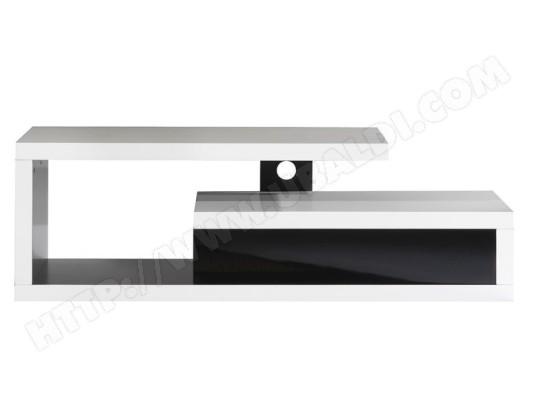 meuble tv ateca graphic 00320 moins cher. Black Bedroom Furniture Sets. Home Design Ideas