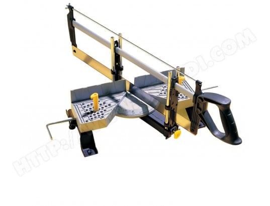 scie onglets manuelle stanley 1 20 800 pas cher. Black Bedroom Furniture Sets. Home Design Ideas