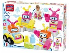 Coffret Robots Maxi Abrick ECOIFFIER A161223