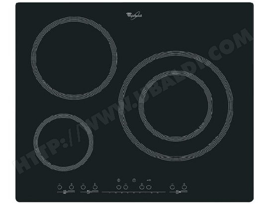 whirlpool acm720ne plaque induction pas cher. Black Bedroom Furniture Sets. Home Design Ideas