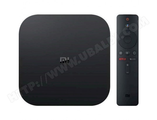 Box TV Internet XIAOMI Mi TV Box S EU