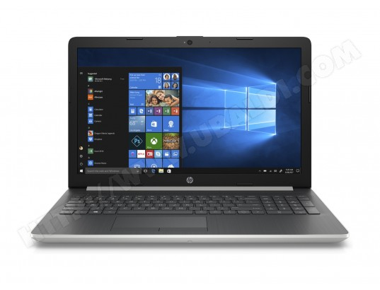 Ordinateur portable HP 15-DB0003NF - AMD Ryzen 5 2500U 8Gb 1TB+128GO SSD