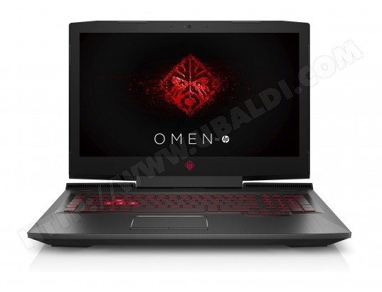 Ordinateur portable HP OMEN by HP - 17-an100nf - gamer