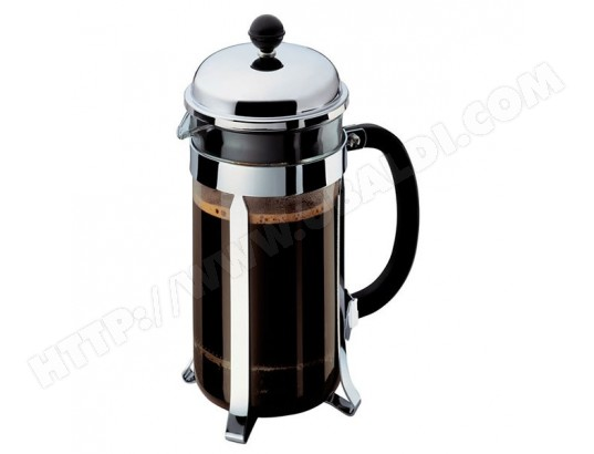cafetière à piston 8 tasses 1l - 192816 BODUM MA-48CA101CAFE-555O6
