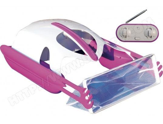 water clip robot de piscine nettoyeur de surface larido sans fil water clip 47361 pas cher. Black Bedroom Furniture Sets. Home Design Ideas