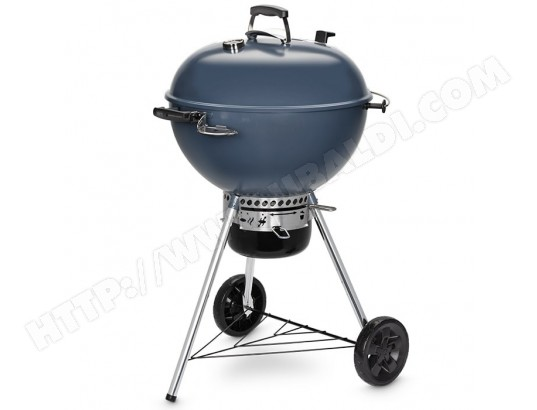 Barbecue charbon WEBER Master-Touch GBS C-5750 Bleu Ardoise