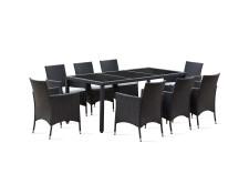 Table de jardin en resine - Achat / Vente Table de jardin en resine ...