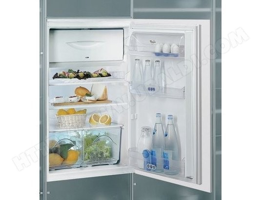 whirlpool arg340/a pas cher - réfrigérateur encastrable 1 porte