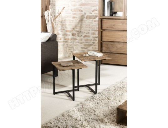 Table gigogne MACABANE MA-95CA182TABL-OXE5T