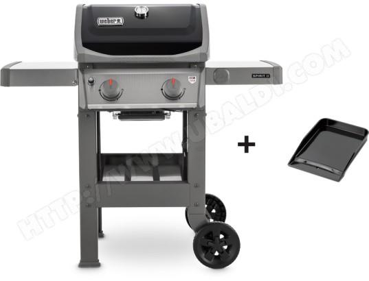 weber spirit ii e 210 gbs plancha pas cher barbecue. Black Bedroom Furniture Sets. Home Design Ideas