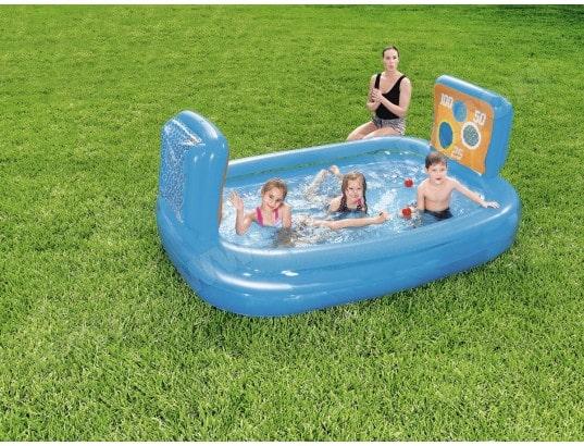 Piscine enfant jeux d 39 adresse x x m for Habitat et jardin piscine