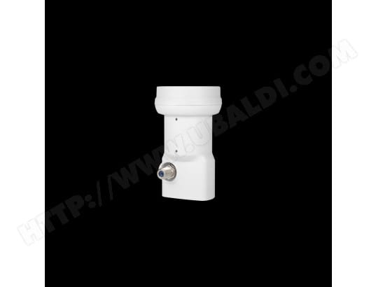 LNB Single Megasat HIGH GAIN 0,1 dB Gain 70 dB HD 4K 3D MEGASAT 0400072