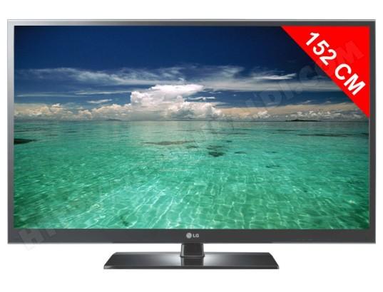7825606e690348 LG 60PZ550 - TV plasma Full HD 3D 152 cm - Livraison Gratuite