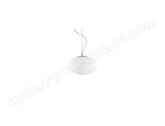 Suspension Blanche CANDY 1 ampoule IDEAL LUX 16769