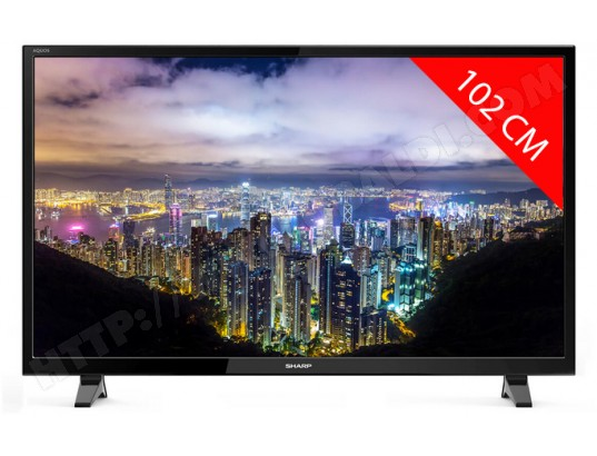 TV LED Full HD 102 cm SHARP LC40FI3012E