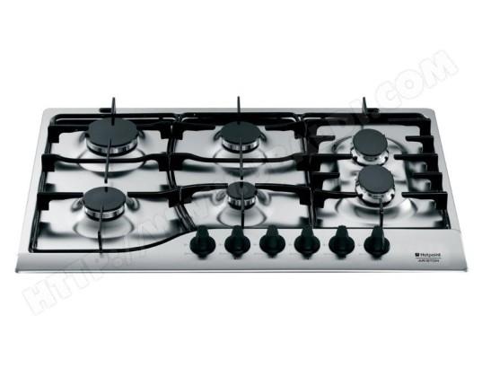 hotpoint ariston ph760fhaix plaque gaz pas cher. Black Bedroom Furniture Sets. Home Design Ideas