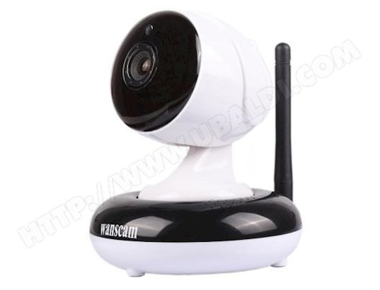 caméra ip- HW0049 WiFi IP Camera 1.0MP 720P Night Vision imperméable à l'eau IR-cuts Two-way Voice TBD MA-15CA424CAME-21T32