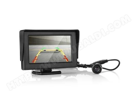 Caméra de recul-Car 4.3 inch Screen Display Rear View Monitor Night Vision 18.5mm Reversing Camera TBD MA-15CA252CAME-3SJCG
