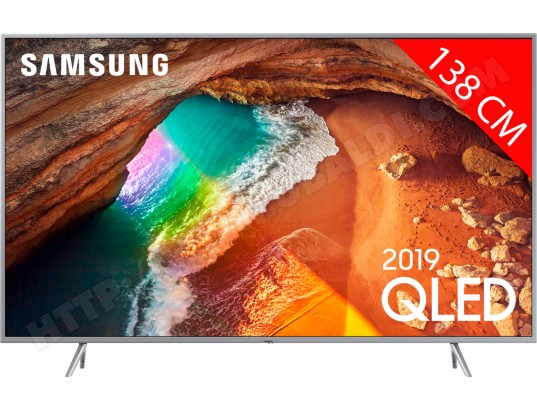 TV QLED 4K 138 cm SAMSUNG QE55Q64R - Mode Ambiant - Smart TV