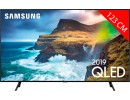 TV QLED 4K 123 cm SAMSUNG QE49Q70R - Full LED Silver - HDR 1000 - Smart TV