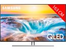 TV QLED 4K 163 cm SAMSUNG QE65Q85R - Full LED Gold - Câble unique - Smart TV