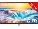 TV QLED 4K 189 cm SAMSUNG QE75Q85R - Full LED Gold - Câble unique - Smart TV